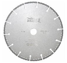 Алмазные диски по металлу/дереву