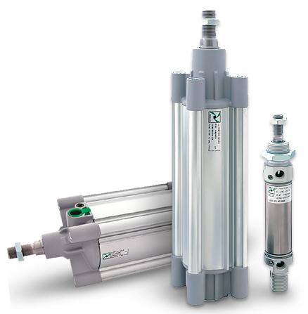 Пневматическое и гидравлическое оборудование